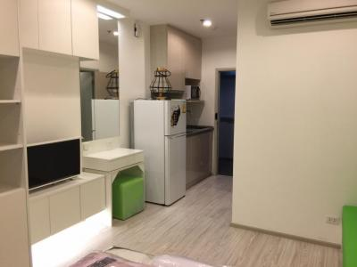 For RentCondoBangna, Lasalle, Bearing : Quick rent ideo mobi Sukhumvit East bts bangna price 9,500 baht