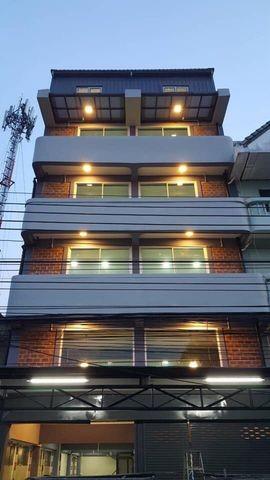 เช่าตึกแถว อาคารพาณิชย์รังสิต ธรรมศาสตร์ ปทุม : RP071ให้เช่าอาคารพาณิชย์ 6 ชั้น 2 คูหา พหลโยธิน 65