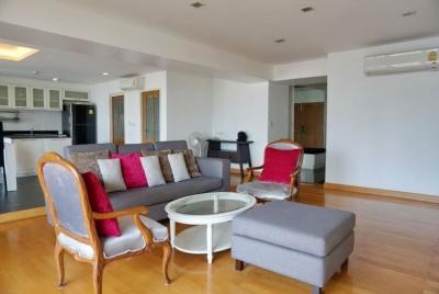 For RentCondoSukhumvit, Asoke, Thonglor : Nice & Clean / 164 sqm / 3 beds 3 bath NEGOTIABLE ^^