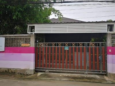For SaleHouseBang Sue, Wong Sawang : HS007 House for sale area 110 Sq. Sale 7.9 million Bangkok