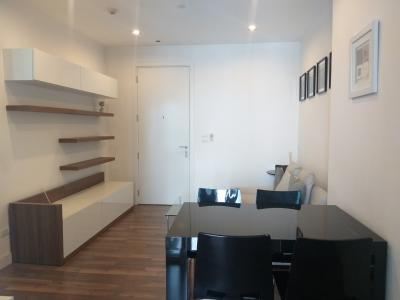 T_36(Th) Rent Condo Near BTS Phunviti / Beautiful One step from BTS / The city view / Developer: Land and House