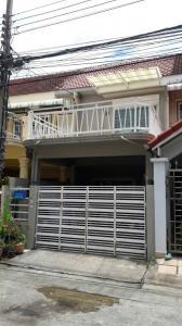 For RentTownhouseOnnut, Udomsuk : New Town house For Rent Sukhumvit 101/1 ,Punnaviti BTS