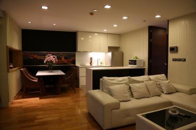 เช่าคอนโดสีลม บางรัก : Quad Silom - 1 Bed (60 sqm) 35,000 THB
