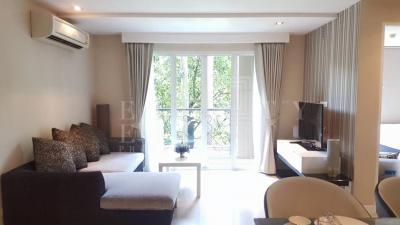 For RentCondoSukhumvit, Asoke, Thonglor : For Rent Le Nice Ekamai (65 square meters)