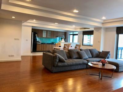 For RentCondoSukhumvit, Asoke, Thonglor : 3 Beds + 1 Maid / 165 sqm @BTS Phrom Phong ฿ 55,000