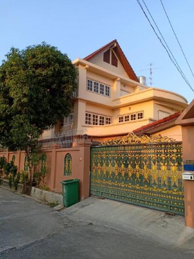 ขายบ้านลาดพร้าว71 โชคชัย4 : ขายบ้านสวยหลังใหญ่ ฮวงจุ้ยมังกรรับทรัพย์ ลาดพร้าว87