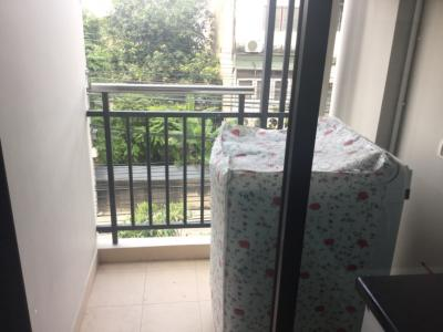เช่าคอนโดบางนา แบริ่ง : For rent 34.5 sqm fully furnished  only 9,000/month