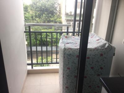 เช่าคอนโดบางนา แบริ่ง : For sell/rent 34.5 sqm fully furnished  only 9,000/month