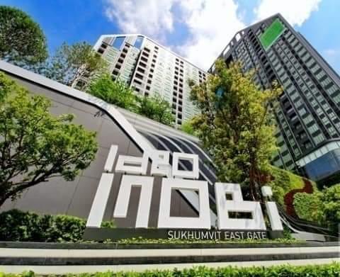 เช่าคอนโดบางนา แบริ่ง : 💥Condo For Rent💥 Ideo Mobi Sukhumvit Eastgate 🏢 Fully furnished & appliances 1BR, 30sqm. Near BTS Bangna, only 130meters 🚈