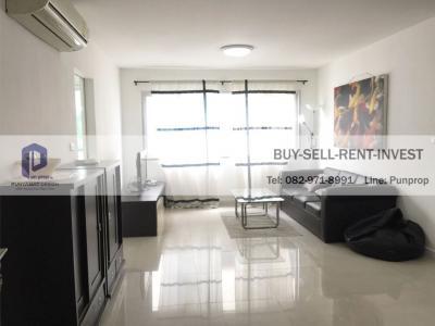 เช่าคอนโดอ่อนนุช อุดมสุข : Condo For Rent@ Condo One Sukhumvit 67 Closed to BTS Phra Khanong 1 br. 52 sqm. 15,000 baht/month