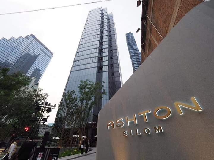 เช่าคอนโดสีลม บางรัก : 💥Condo For Rent💥Ashton Silom 🏢 Brand new & fully furnished 87sqm., 2BR with Jacuzzi Bathtub 🛀 near BTS Chong Nonsi🚈