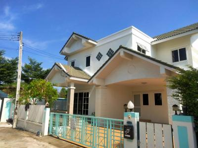 For SaleHouseRayong : 130 sq.w. of built-in luxury house Private swimming pool, very good condition, Confederation of Private Park 2 Public Company, Rayong City 7.5 million, No. 10/109