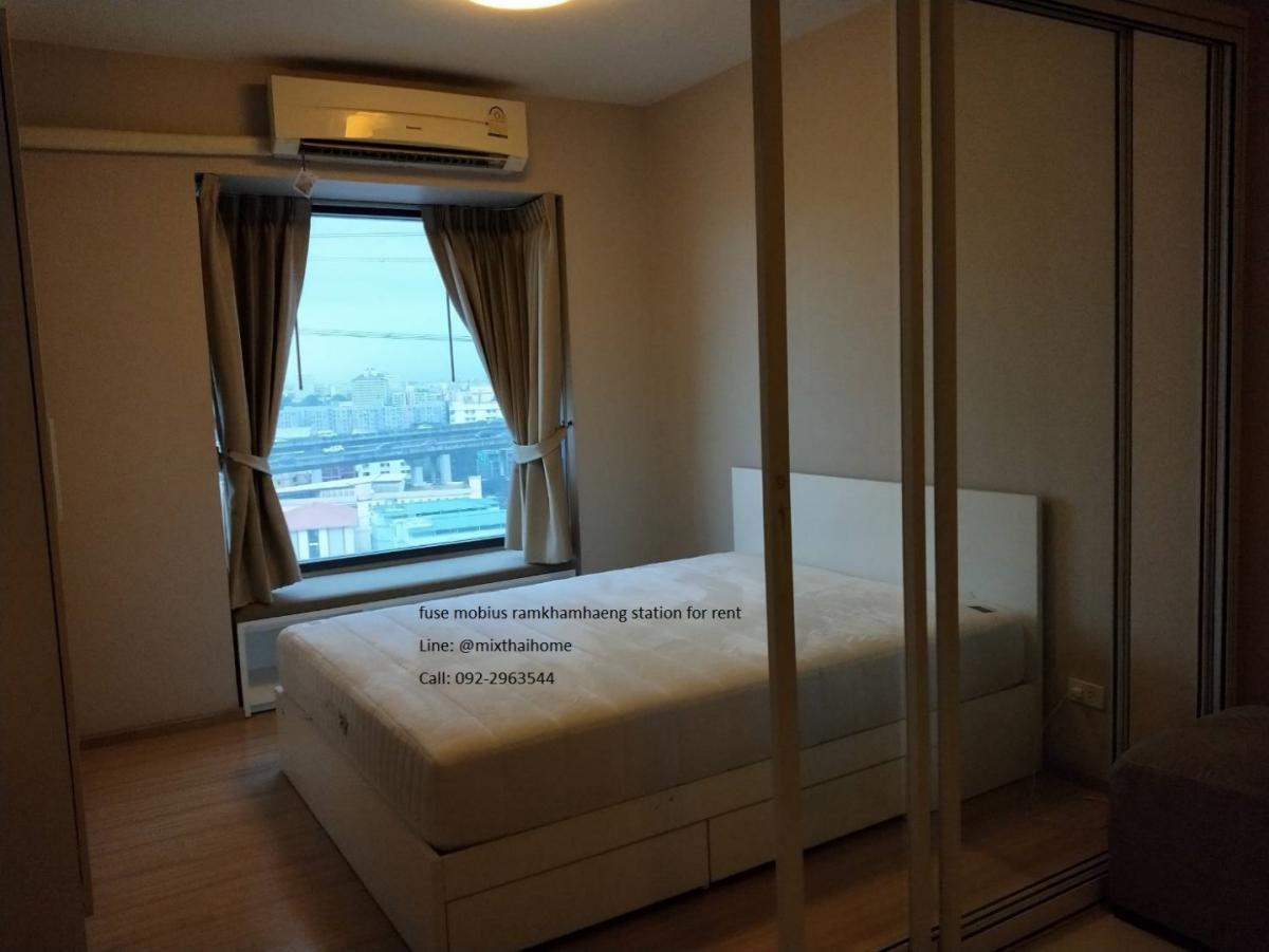 For RentCondoRamkhamhaeng, Hua Mak : Townhouse for rent at  The connect Chaloem Phrakiat Rama 9 Soi 67