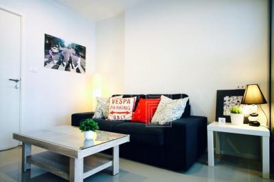 For RentCondoRama9, RCA, Petchaburi : For Rent Aspire Rama 9 (33 square meters)