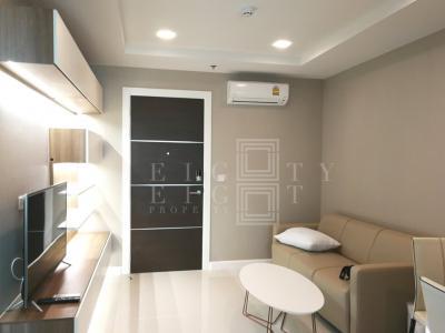 เช่าคอนโดสำโรง สมุทรปราการ : For Rent The Metropolis Samrong Interchange ( 35 square metres )