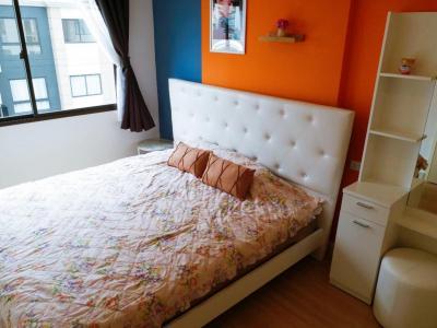 Rent POOL VIEW condo 1 bed 22K near BTS Asoke & MRT Queen sirikit