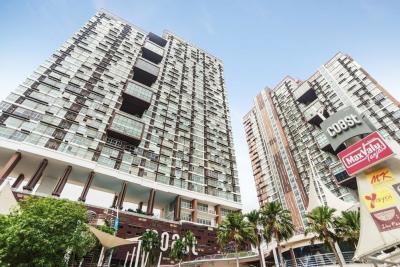 For SaleCondoBangna, Lasalle, Bearing : Urgent sell The Coast Bangkok Duplex 3BR 16,xx MB