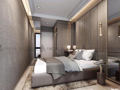 ขายคอนโดสยาม จุฬา สามย่าน : ขาย Ashton Chula Silom 2 Bed 66 sq.m. 16.67Mb