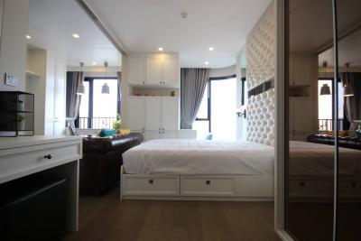 Ashton Asoke 1 Bed High floor, Asoke Road View  38K.
