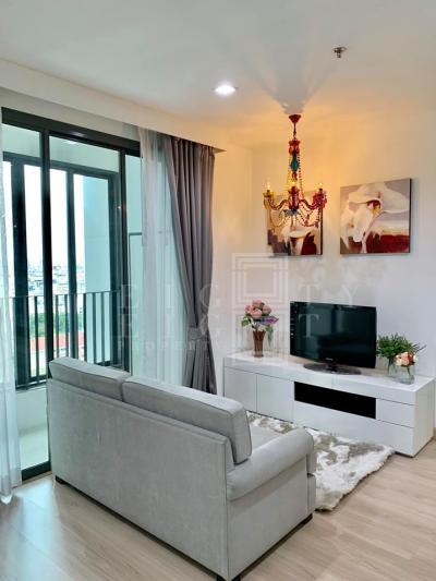 เช่าคอนโดราชเทวี พญาไท : For Rent Ideo Mobi Phayathai ( 43 square metres )