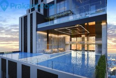 For Sub-sell Muniq Sukhumvit 23 Asok near BTS and MRT only 200 m.