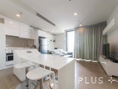 For SaleCondoRatchathewi,Phayathai : HOT sell 1 bedroom with tenant PYNE by Sansiri project, one of the most convenient condo locations in Bangkok.