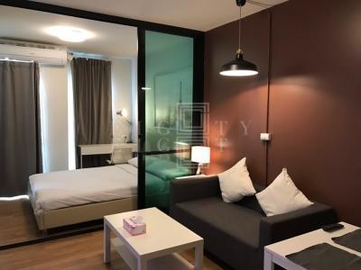 เช่าคอนโดบางนา แบริ่ง : For Rent Unio Sukhumvit 72 ( 28 square metres )