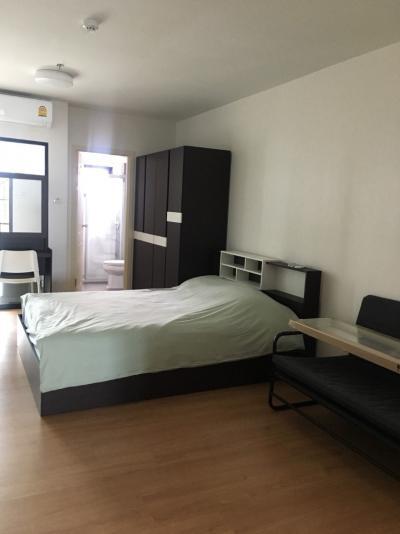 For RentCondoChengwatana, Muangthong : For rent, Supalai Loft Chaengwattana, only 8,200 baht / month