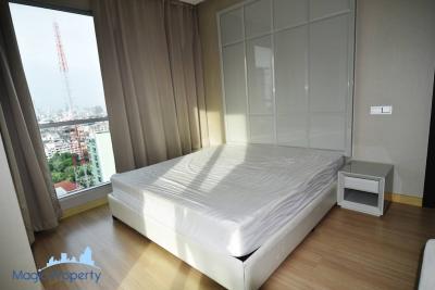 For SaleCondoRatchathewi,Phayathai : 2 bedroom condo for sale in The Address Phaya Thai, near BTS Phaya Thai, Thung Phaya Thai Subdistrict, Ratchathewi District, Bangkok.