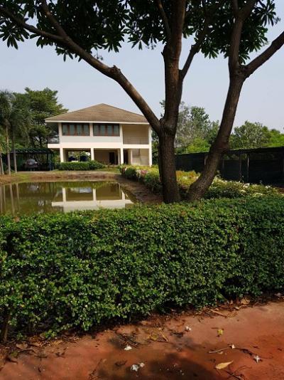 For SaleHouseSamrong, Samut Prakan : 716 square wah of land and house for sale, Soi Bang Duan, Bang Duan, Mueang, Samut Prakan