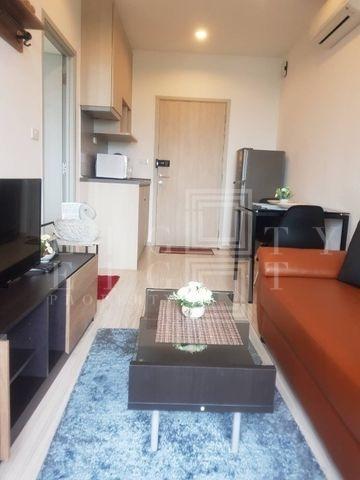 เช่าคอนโดบางนา แบริ่ง : For Rent Ideo Mobi Sukhumvit Eastgate ( 30.4 square metres )