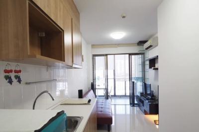 เช่าคอนโดอ่อนนุช อุดมสุข : For Rent Ideo Mix Sukhumvit 103 ( 31 square metres )