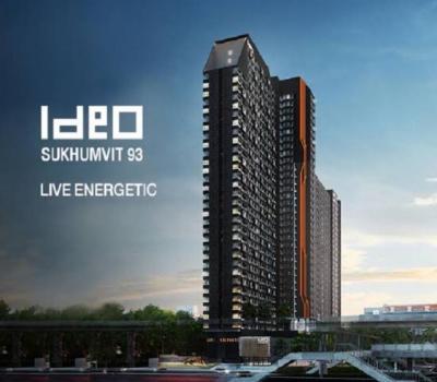 For RentCondoOnnut, Udomsuk : For rent, Ideo S93, 31 sqm.