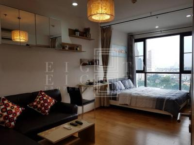 For SaleCondoWongwianyai, Charoennakor : For Sale Fuse Sathorn - Taksin (28 square meters)