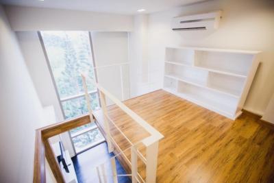 For RentCondoSukhumvit, Asoke, Thonglor : Pet Friendly Condo 1 Bed Duplex Type 40 sqm @BTS Thonglor