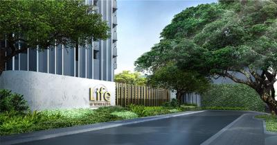 ขาย Life One Wireless 1 bed 35 sqm.