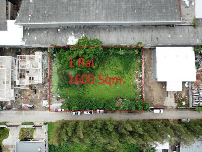 เช่าที่ดินเลียบทางด่วนรามอินทรา : ให้เช่า ที่ดิน1ไร่ ซอยโพธิ์แก้ว3 แยก9 เหมาะสำหรับทำโกดัง โรงงาน อู่ซ่อมรถ อู่แท็กซี่
