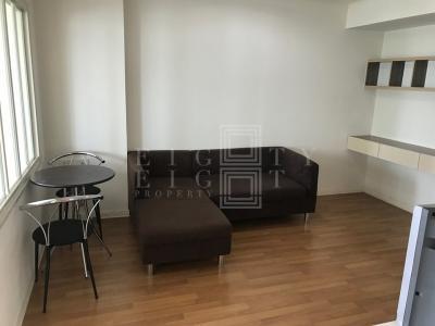 เช่าคอนโดปิ่นเกล้า จรัญสนิทวงศ์ : For Rent Lumpini Place Pinklao 2 ( 31.5 square metres )