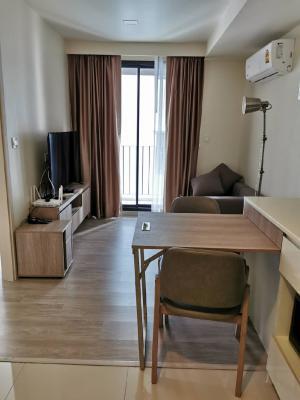 เช่าคอนโดรัชดา ห้วยขวาง : Condo for rent / ให้เช่าคอนโด Maestro Ratchada 03 1 Bed 1 Bath 35 sqm.