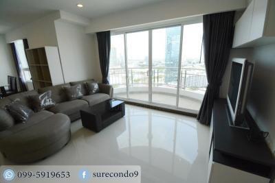 For SaleCondoRama3 (Riverside),Satupadit : 😍ขาย 2 ห้องนอน ริมแม่น้ำ มีที่จอดรถประจำ ใกล้ BTS ศาลาแดง ศุภาลัย พรีมา ริวา พระราม 3