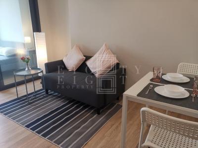 เช่าคอนโดพระราม 9 เพชรบุรีตัดใหม่ : For Rent The Base Garden-Rama 9 ( 32 square metres )