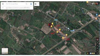 For SaleLandCha am, Hua Hin : Land for Sale in Prajuab provience Mueang district