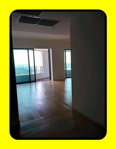 For RentCondoRama3 (Riverside),Satupadit : the pano 137 sqm 2 bed rent 70000