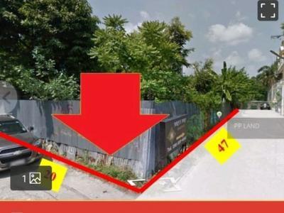 For RentLandAri,Anusaowaree : RD001 Land for rent 90 square meters in Soi Ari Samphan 1
