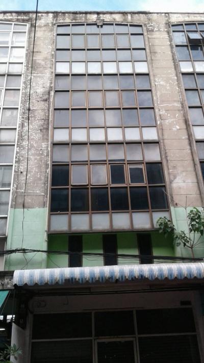 เช่าตึกแถว อาคารพาณิชย์มีนบุรี-ร่มเกล้า : ให้เช่าอาคารพาณิชย์ 3 ชั้น ถนนสีหบุรานุกิจ 5 ใกล้ตลาดมีนบุรี ทำเลดี