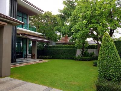 ขายบ้านพระราม 2 บางขุนเทียน : ขายราคาต่ำกว่าหลังอื่น ในขนาดเดียวกัน บ้านสภาพเอี่ยม เดอะแกรนด์พระราม 2 โครงการ Zenith 5 ห้องนอน 5 ห้องน้ำ