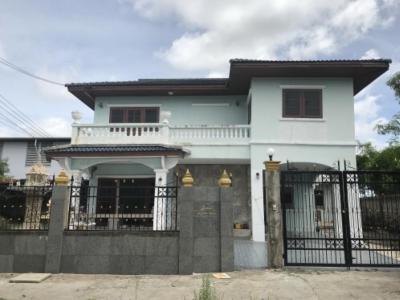 For SaleHouseDaokanong,Bang Bon : 2 storey house with 3 floors factory, Soi Ekachai 94, Rama 2
