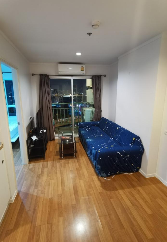 เช่าคอนโดพระราม 9 เพชรบุรีตัดใหม่ : ให้เช่า คอนโด ลุมพินี พาร์ค พระราม9-รัชดา ( LPN Park rama9-ratchada) - 1 ห้องนอน 1 ห้องน้ำ 1 ห้องครัว - พื้นที่ 30 ตร.ม ชั้น 16 ตึก A - เฟอร์นิเจอร์ครบ พร้อมเข้าอยู่