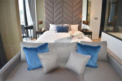 For RentCondoSilom, Saladaeng, Bangrak : 1 Bed for rent at Ashton Silom 50 sqm BTS / MRT Chong nonsi (144)
