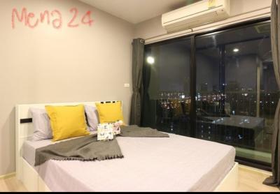 For RentCondoRatchadapisek, Huaikwang, Suttisan : For rent Fuse miti suttisan, Ready to movein